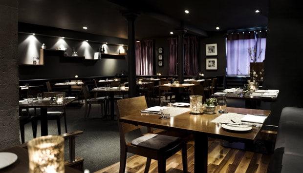 The kitchin edinburgh accessible best restaurant in