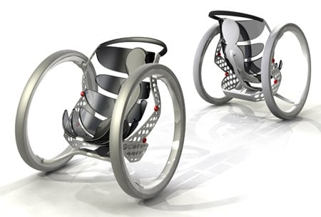 Stylish Wheelchair Concepts Which These Would You Like
