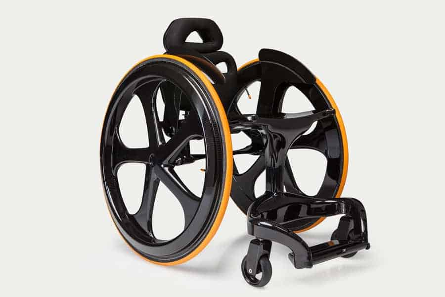 Rethinking Mobility: Which Innovative Wheelchairs Are Now Available? (And Which Are Not) : Blue ...