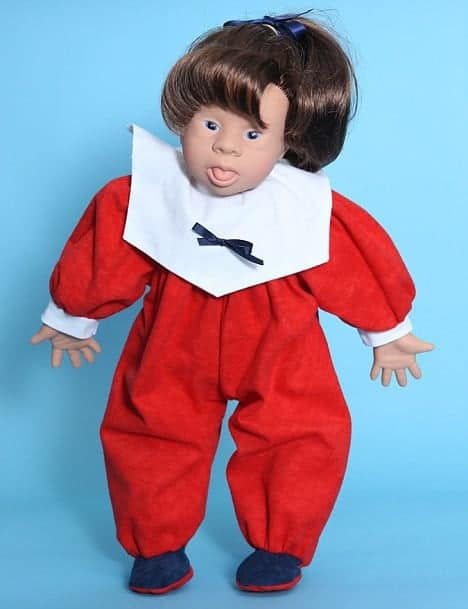 Controversial Down's Syndrome Dolls