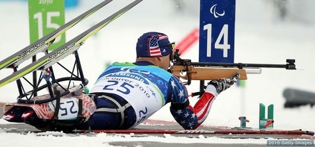 Biathlon - Andy Soule, USA