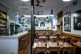 Avoid The Crush & Get a Table Away From the Wall at Tom's Kitchen Kings Road