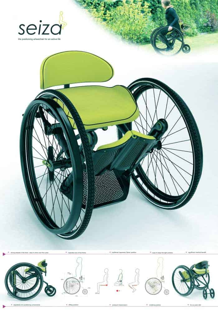 Yet More Brilliant Wheelchair Designs Will Some Be