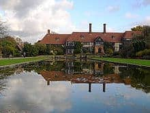 The laboratory at Wisley Garden