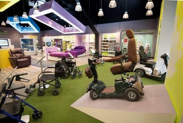 LloydsPharmacy Betterlife store - internal