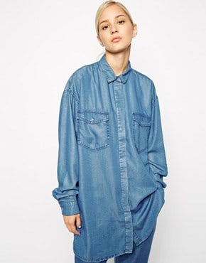 Boyfriend Shirt From Asos £45. Good with leggings or Skinny Jeans Both Still In favour With The Fashionista