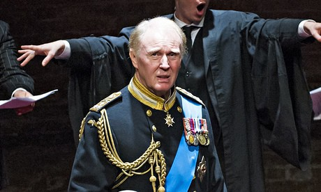 Tim Pigott-Smith As king Charles III - An Intelligent Portrayal of a Troubled Royal