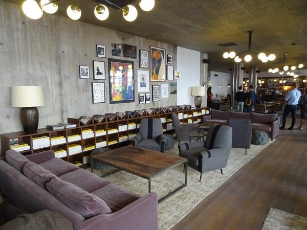 hoxton hotel comes to holborn good access at hubbard. Black Bedroom Furniture Sets. Home Design Ideas