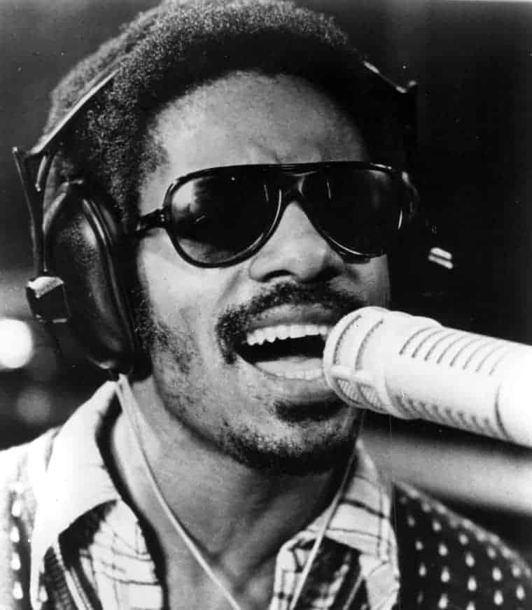 The very talented Stevie Wonder - stevie-wonder