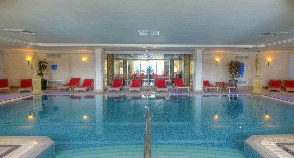 A quick tour of accessible malta a reader review blue for Pool design malta